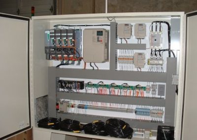 Gallery image of a Servo Control panel