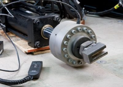Gallery image of a actuator and load cell