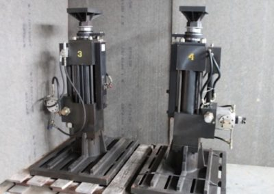 Gallery image of a old actuators